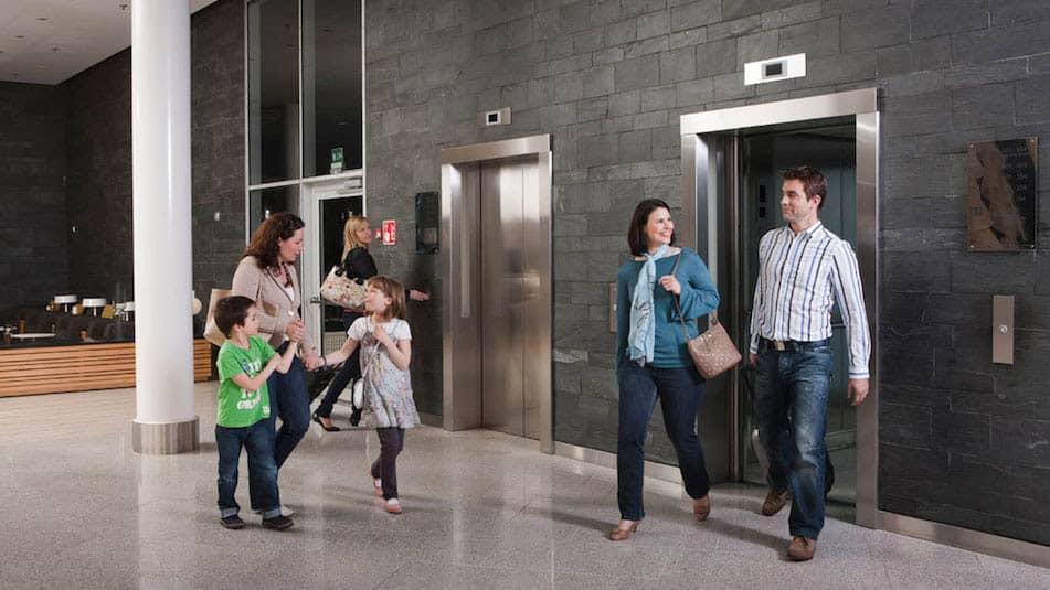 IoT in Elevators
